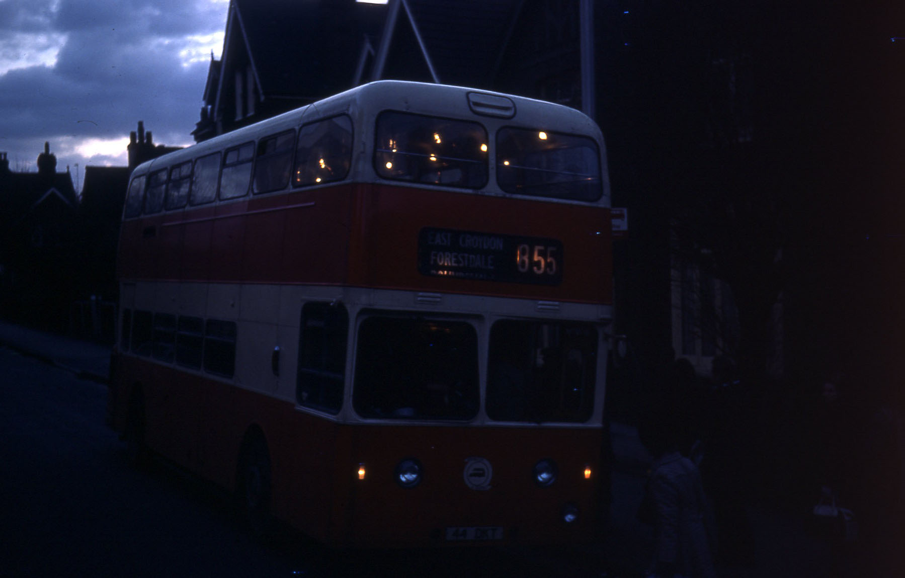 Orpington & District Leyland Atlantean