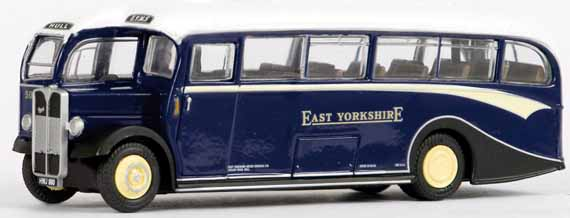25306 AEC Duple Coach EAST YORKSHIRE.