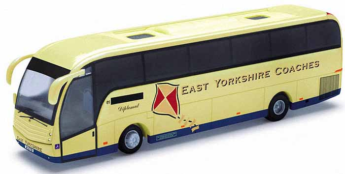 East Yorkshire Mercedes Caetano CT650