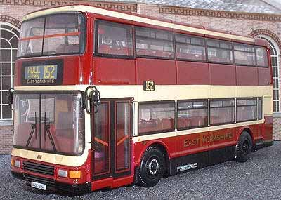 East Yorkshire Volvo Olympian Northern Counties