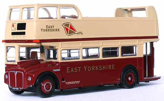 East Yorkshire open top AEC Routemaster Park Royal