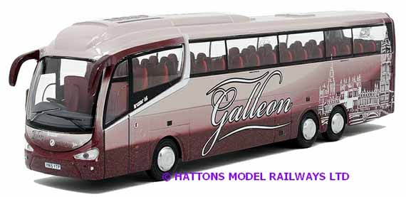 Galleon Travel Irizar i6