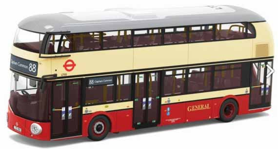 General New Routemaster LT50