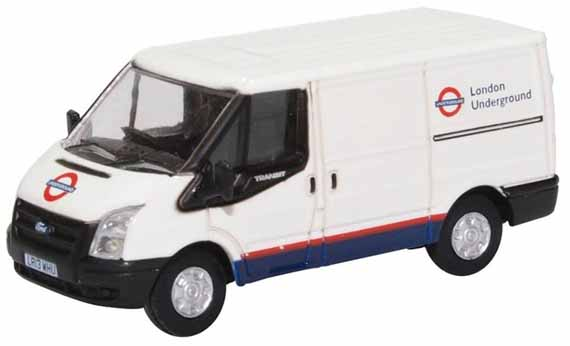 London Underground Ford Transit van