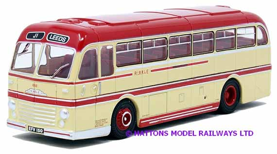 Ribble Leyland Royal Tiger Duple Roadmaster