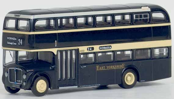 EAST YORKSHIRE AEC Renown Paek Royal.