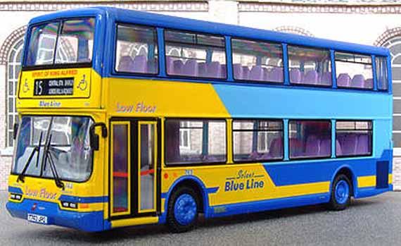 Solent Blue Line Model Fleet Focus