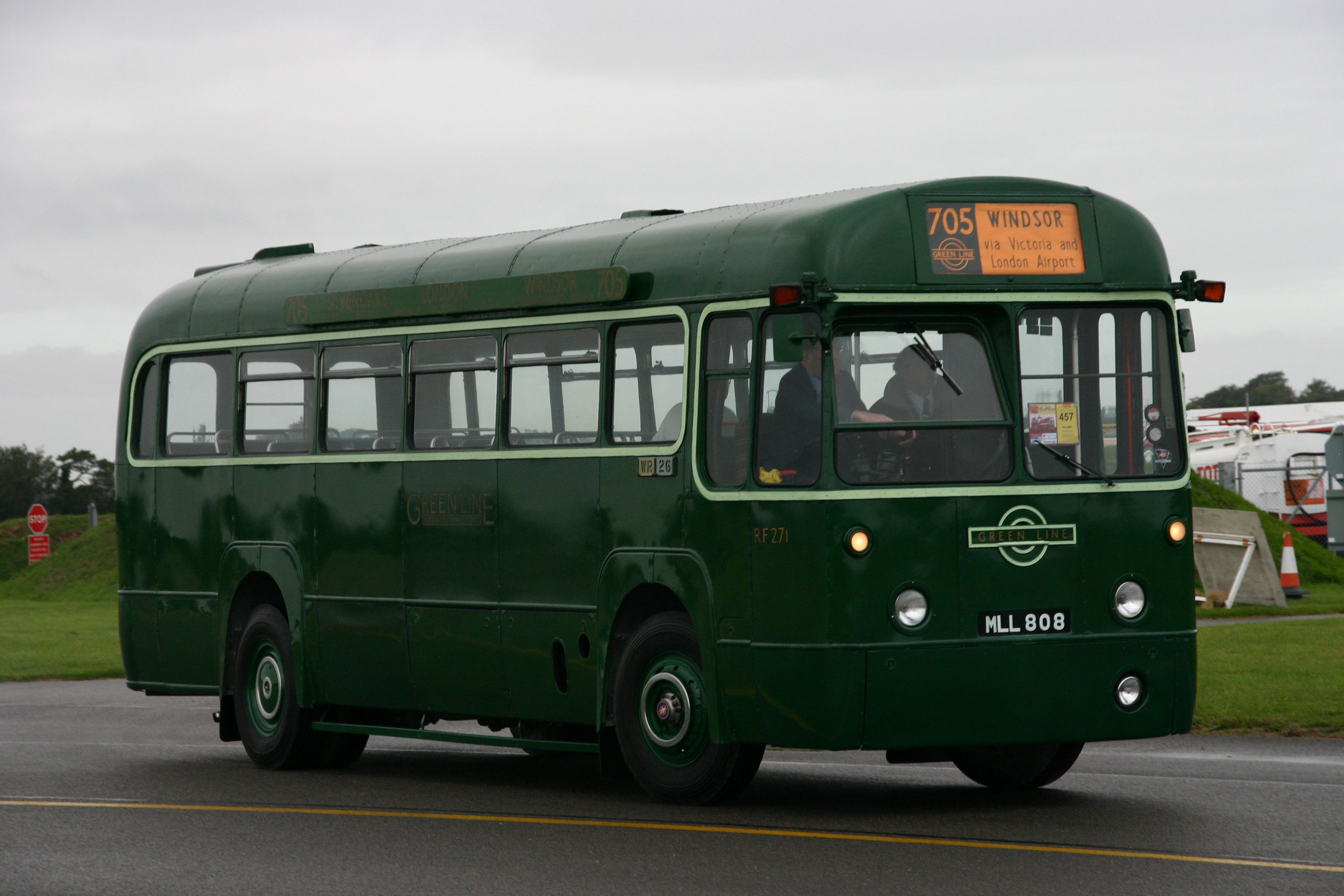Showbus Photo Gallery The Rf