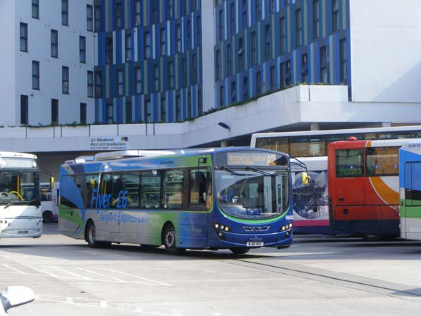 Transport connections in Bristol