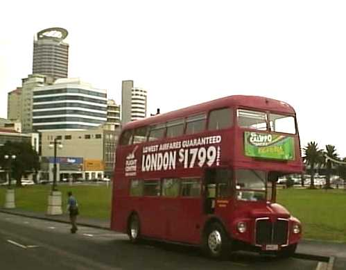 AEC Routemaster in Auckland