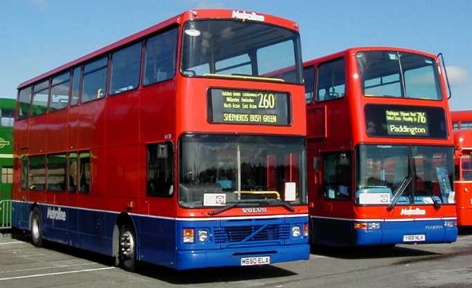 Showbus London Photo Gallery Metroline