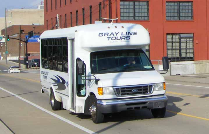 Gray Line Nashville Ford E450