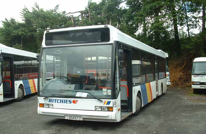 Ritchies Optare Excel 624