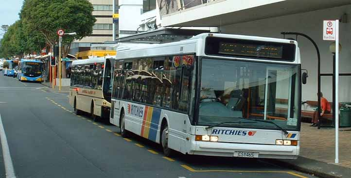 Ritchies Optare Excel 674