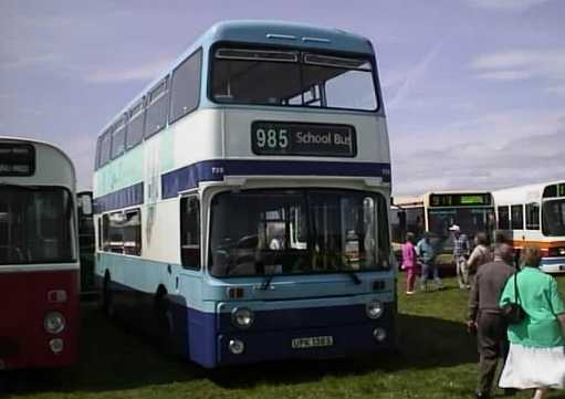London Country AN138 Atlantean Park Royal