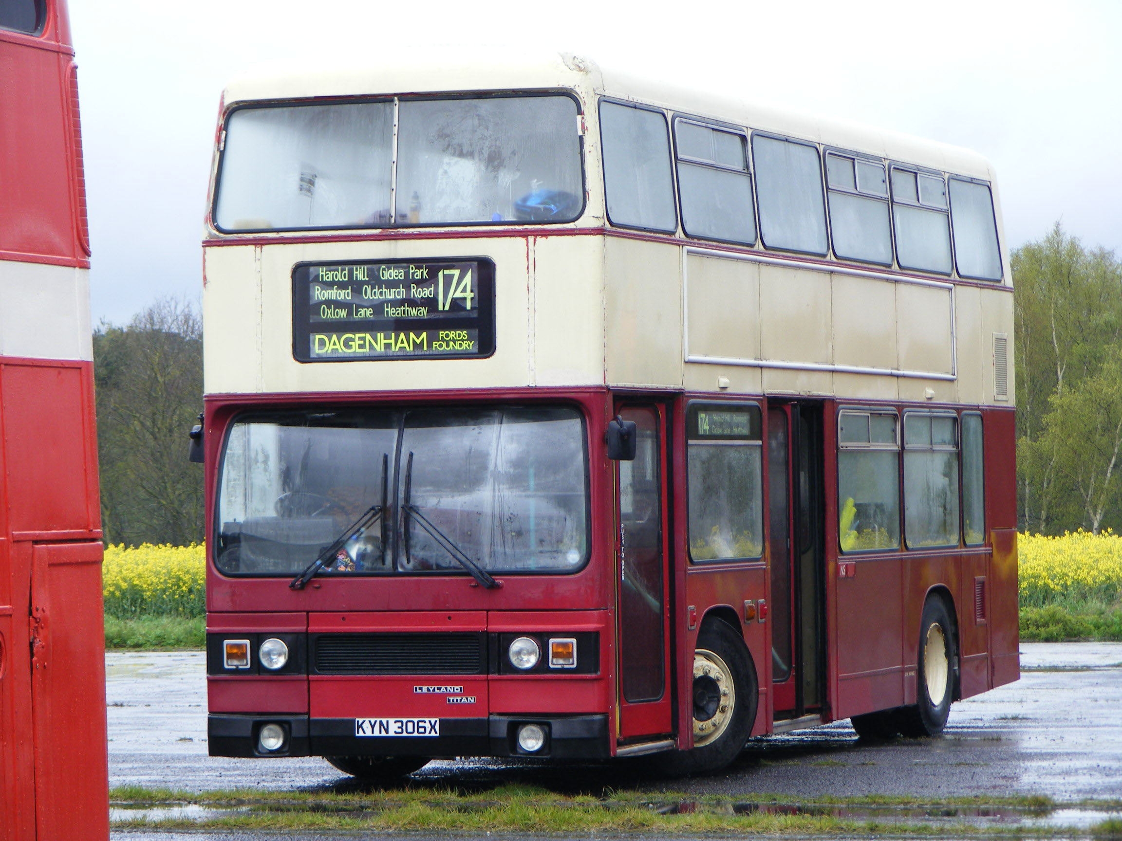 London Country Bus Services Preservation Pages 2004