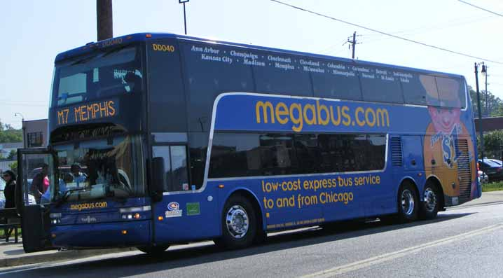 Megabus - SHOWBUS INTERNATIONAL PHOTO GALLERY - USA