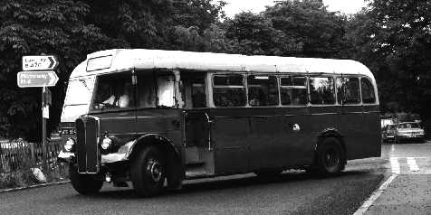 Gelligaer Urban District Council Showbus Bus Image Gallery